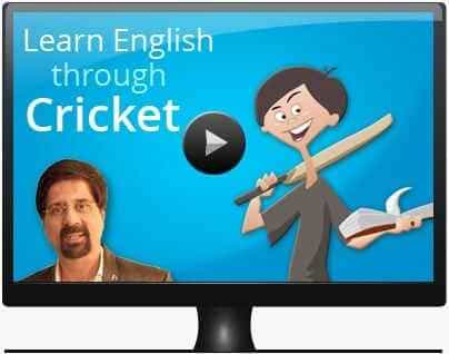 learn english video poster